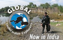 Global Underwater Explorers (GUE) now in India with www.technicaldivingindia.com